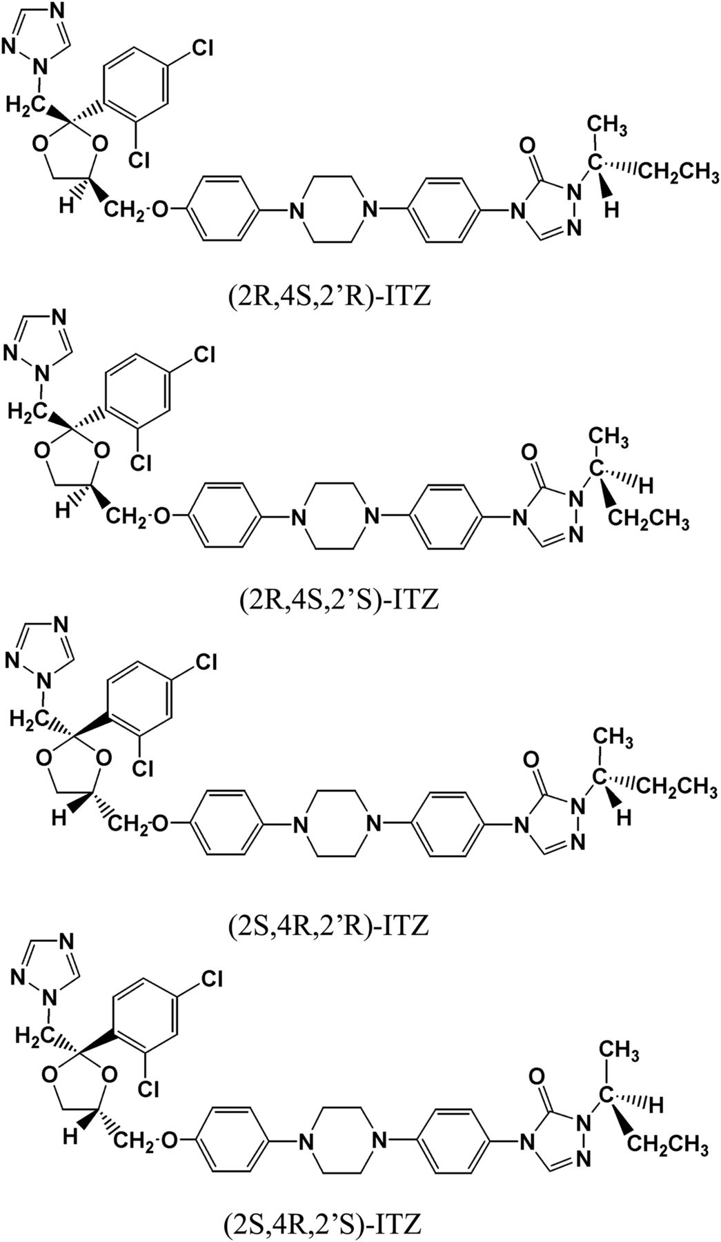 """Correction to """"Stereochemical Aspects of Itraconazole"""