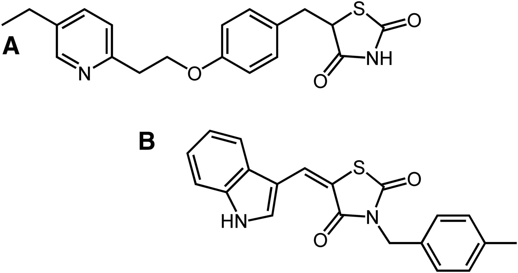 New Pioglitazone Metabolites and Absence of Opened-Ring Metabolites
