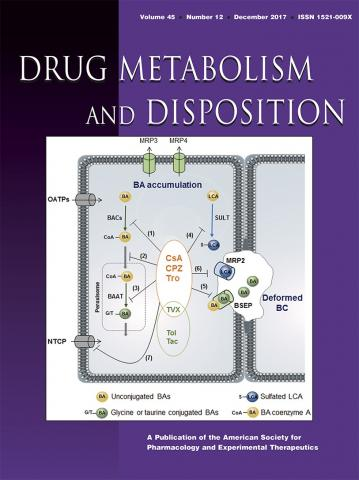 Drug Metabolism and Disposition: 45 (12)