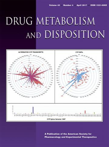 Drug Metabolism and Disposition: 45 (4)