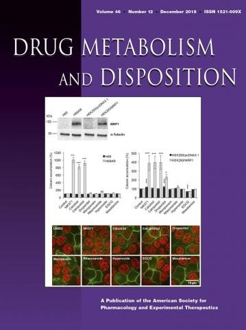 Drug Metabolism and Disposition: 46 (12)
