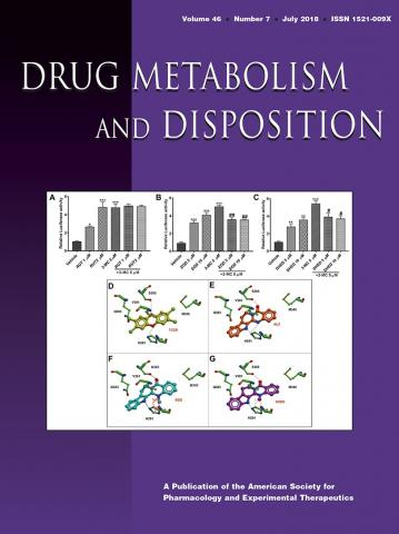 Drug Metabolism and Disposition: 46 (7)