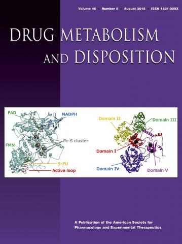 Drug Metabolism and Disposition: 46 (8)