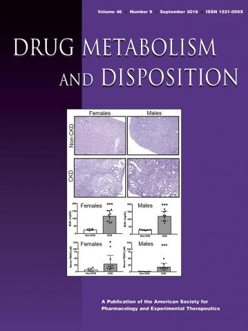 Drug Metabolism and Disposition: 46 (9)