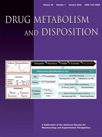 Drug Metabolism and Disposition: 48 (1)