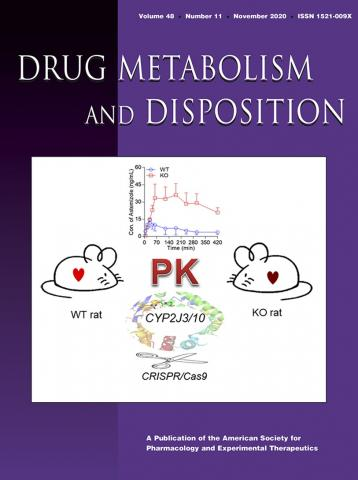 Drug Metabolism and Disposition: 48 (11)