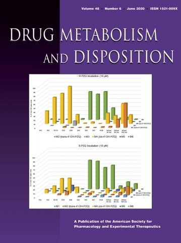 Drug Metabolism and Disposition: 48 (6)