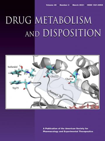 Drug Metabolism and Disposition: 49 (3)