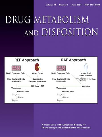 Drug Metabolism and Disposition: 49 (6)