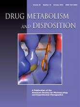 Drug Metabolism and Disposition: 40 (10)