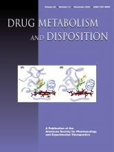 Drug Metabolism and Disposition: 40 (12)
