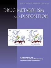 Drug Metabolism and Disposition: 40 (12)