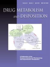 Drug Metabolism and Disposition: 40 (4)