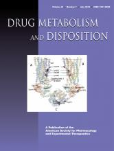Drug Metabolism and Disposition: 40 (7)