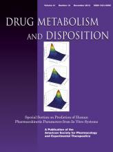 Drug Metabolism and Disposition: 41 (12)