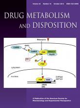 Drug Metabolism and Disposition: 42 (10)