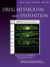 Drug Metabolism and Disposition: 42 (11)