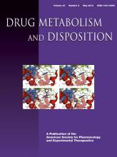 Drug Metabolism and Disposition: 42 (5)
