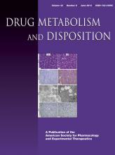 Drug Metabolism and Disposition: 42 (6)