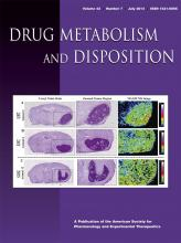 Drug Metabolism and Disposition: 42 (7)