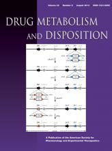 Drug Metabolism and Disposition: 42 (8)