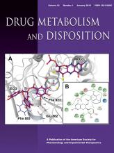 Drug Metabolism and Disposition: 43 (1)