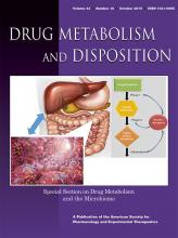 Drug Metabolism and Disposition: 43 (10)