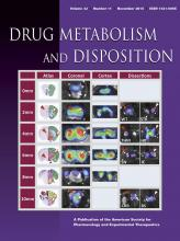 Drug Metabolism and Disposition: 43 (11)