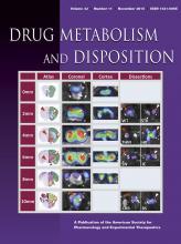 Drug Metabolism and Disposition: 43 (11)