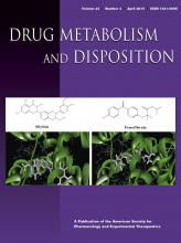 Drug Metabolism and Disposition: 43 (4)