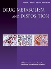 Drug Metabolism and Disposition: 43 (7)