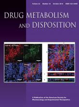 Drug Metabolism and Disposition: 44 (10)