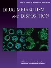 Drug Metabolism and Disposition: 44 (12)
