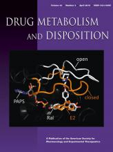 Drug Metabolism and Disposition: 44 (4)