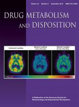 Drug Metabolism and Disposition: 44 (9)