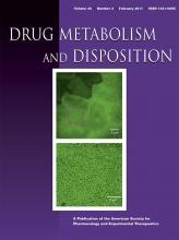 Drug Metabolism and Disposition: 45 (2)