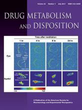 Drug Metabolism and Disposition: 45 (7)