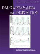 Drug Metabolism and Disposition: 46 (2)