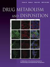 Drug Metabolism and Disposition: 46 (3)