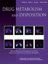 Drug Metabolism and Disposition: 46 (5)