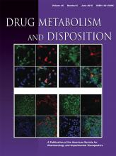 Drug Metabolism and Disposition: 46 (6)