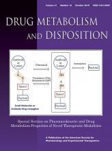 Drug Metabolism and Disposition: 47 (10)