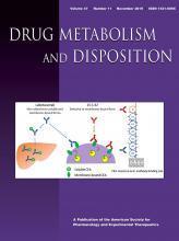 Drug Metabolism and Disposition: 47 (11)