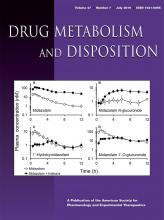 Drug Metabolism and Disposition: 47 (7)