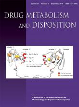 Drug Metabolism and Disposition: 47 (9)
