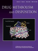 Drug Metabolism and Disposition: 48 (3)