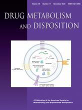 Drug Metabolism and Disposition: 49 (11)