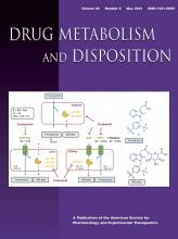 Drug Metabolism and Disposition: 49 (5)