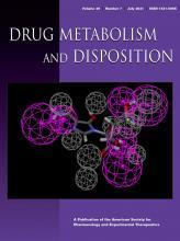 Drug Metabolism and Disposition: 49 (7)