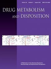 Drug Metabolism and Disposition: 49 (8)